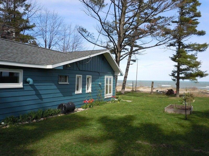 Cottage vacation rental in Oscoda from VRBO.com! #vacation #rental #travel #vrbo