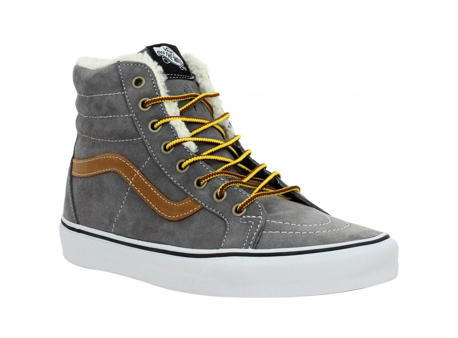 Vans Chaussures homme Vans Basket Sk8 High Reissue