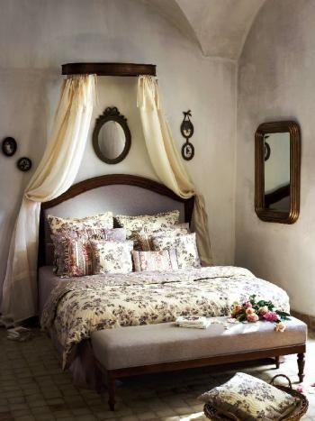 Ciel de lit pour chambre romantique - Trucs et Deco | comptoir de ...