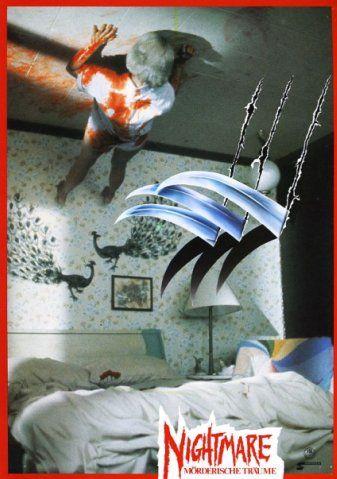 A Nightmare on Elm Street (1984) (Lobby Card)