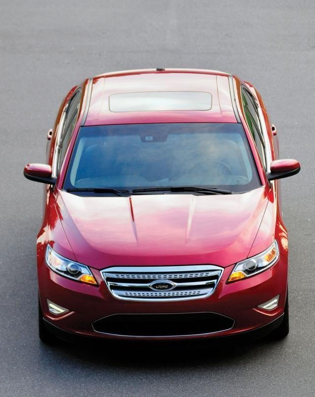 2010 Ford Taurus And Sho Ford Ford Taurus Sho Ford Sho