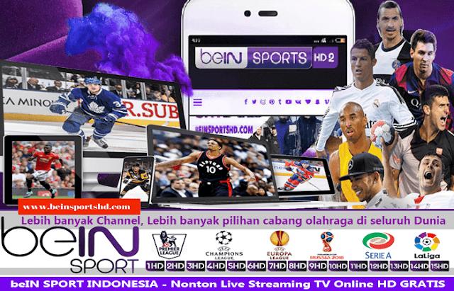 OFFICIAL beIN SPORT Nonton TV Online HD beIN Sport beIN