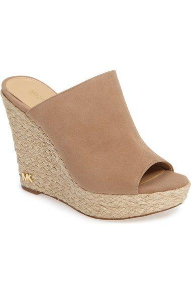 f937209ed17b MICHAEL MICHAEL KORS Hastings Wedge (Women).  michaelmichaelkors  shoes