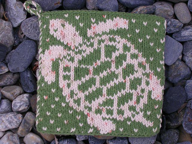 Ravelry: Turtle Pot Holder pattern by Sue Gregori | Knitting ...