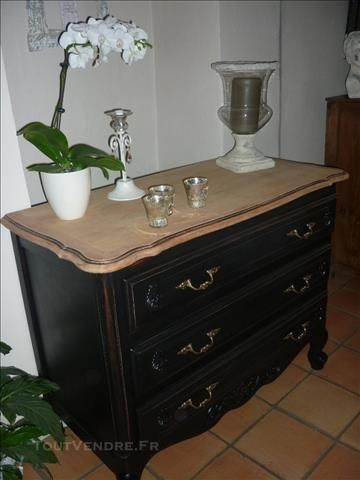 Relooker Une Commode Ancienne Idees
