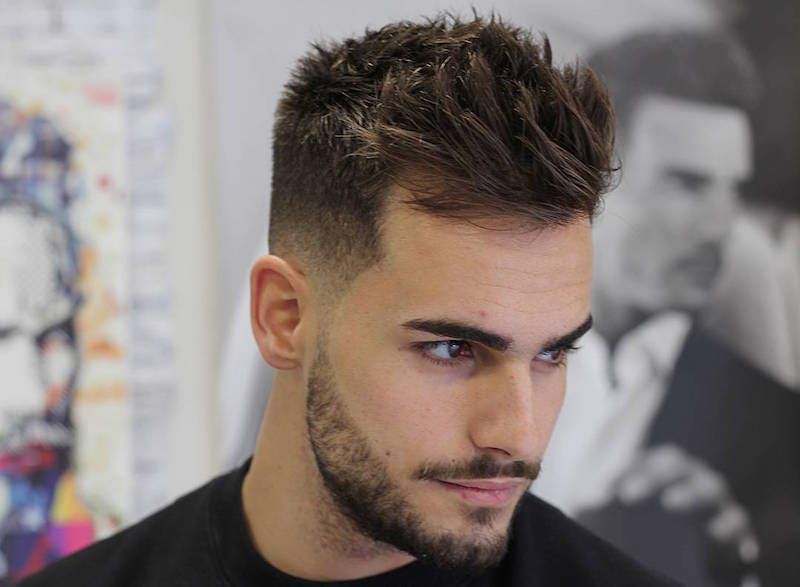 Astonishing 1000 Images About Men39S Hairstyle 2016 On Pinterest Men Hair Short Hairstyles Gunalazisus