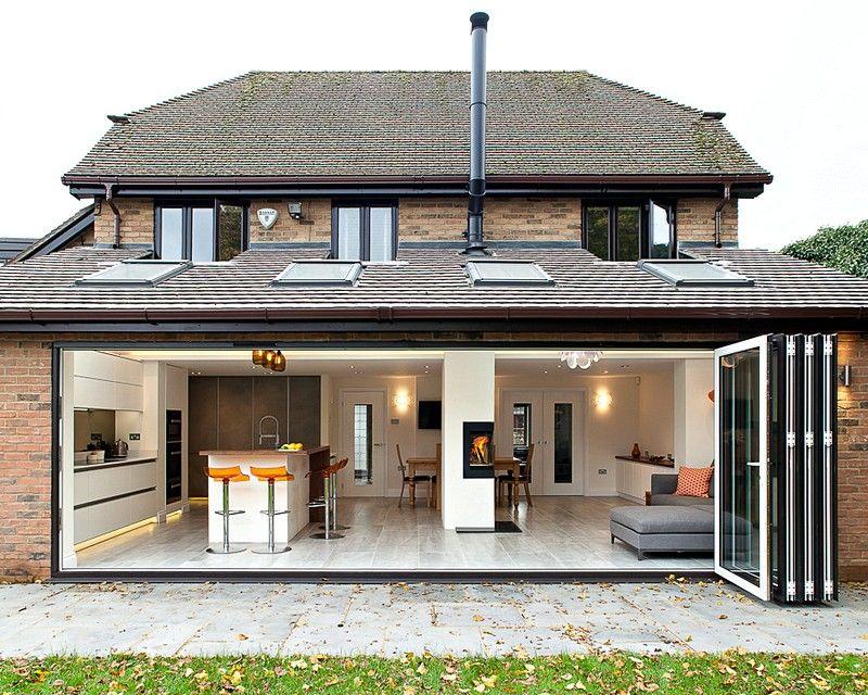 Modern Living Space by Sue Murphy Interior Design