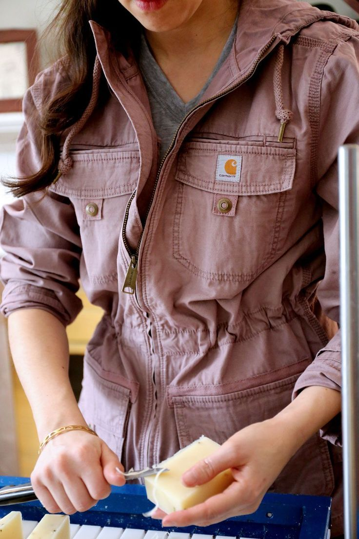 Carhartt El Paso Utility Jacket für Damen #campinggear #carharttwomen