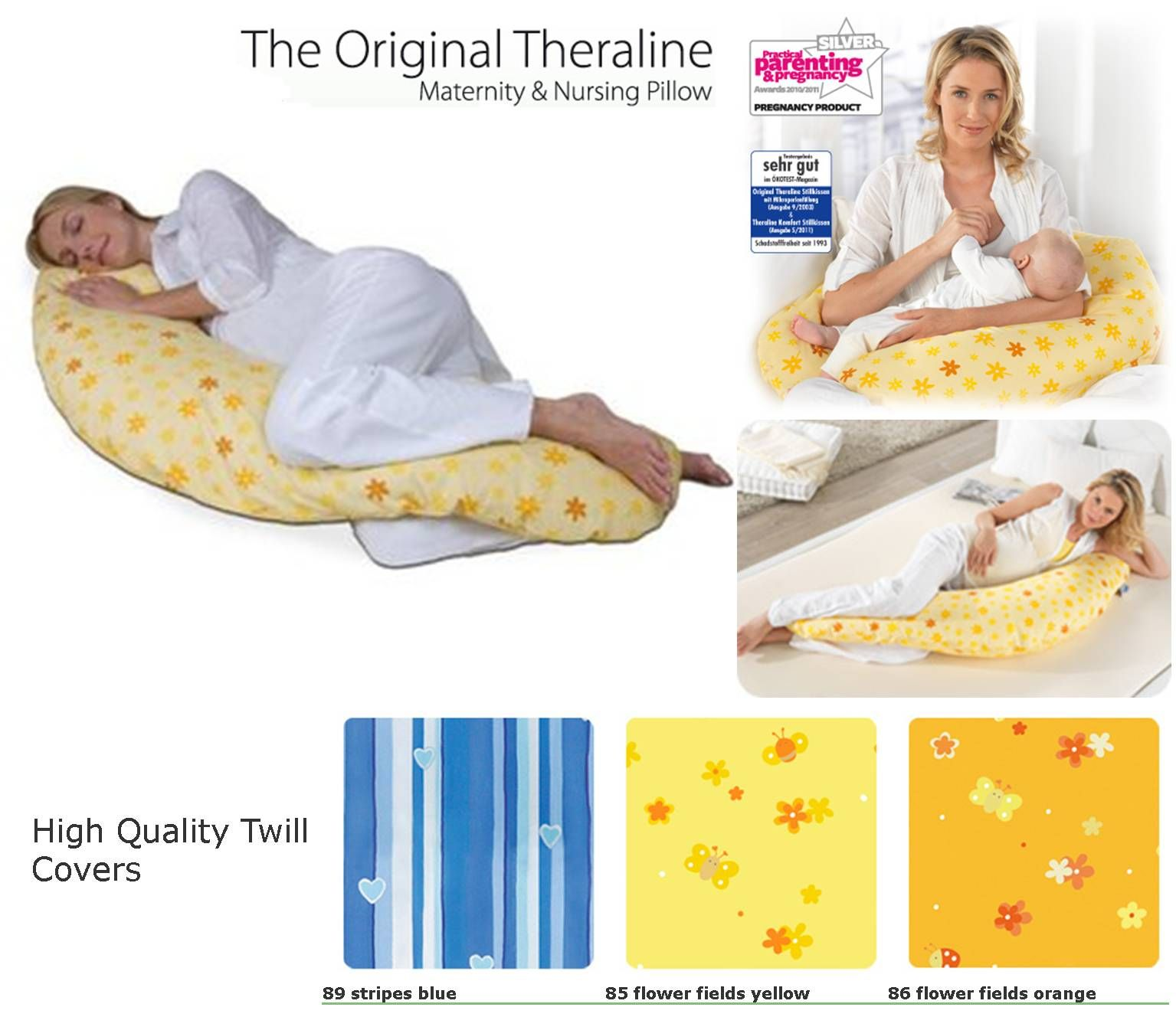Shop Pregnancy & Feeding Pillows