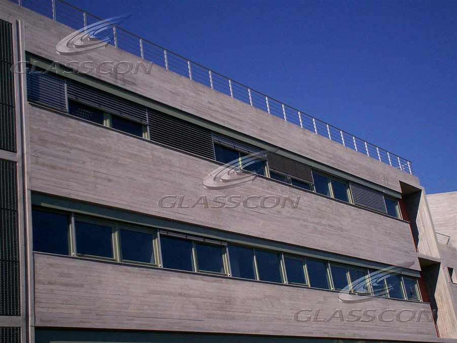 Pin Von Glasscon Facade Experts Auf Aktor General Contractor Hq Building Facade