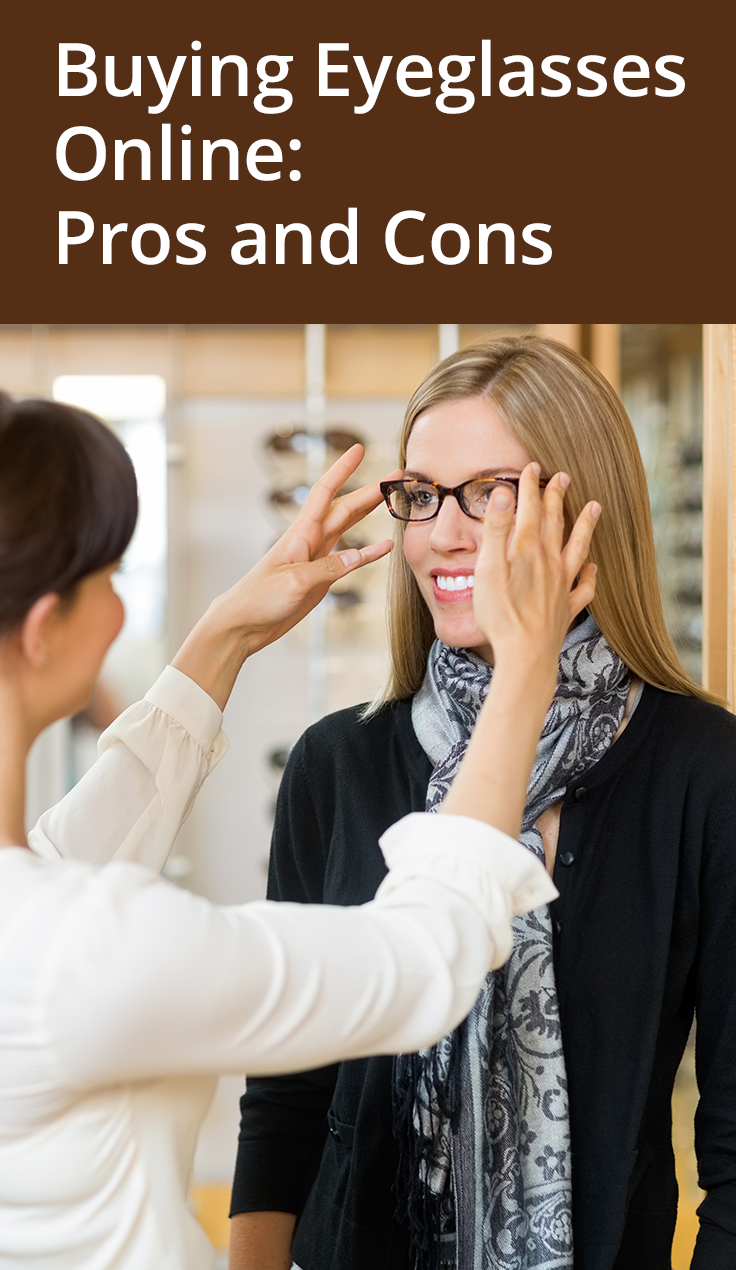 11648ca04b Buying eyeglasses online might not always be a good idea. Here s why.