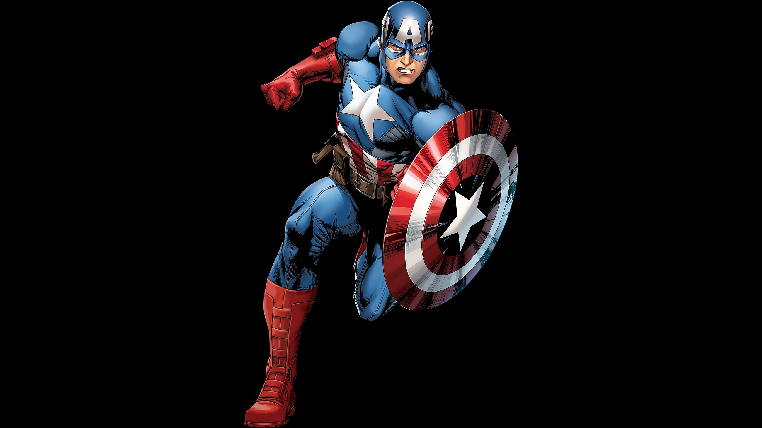 Captain America HD Wallpapers Backgrounds Wallpaper HD