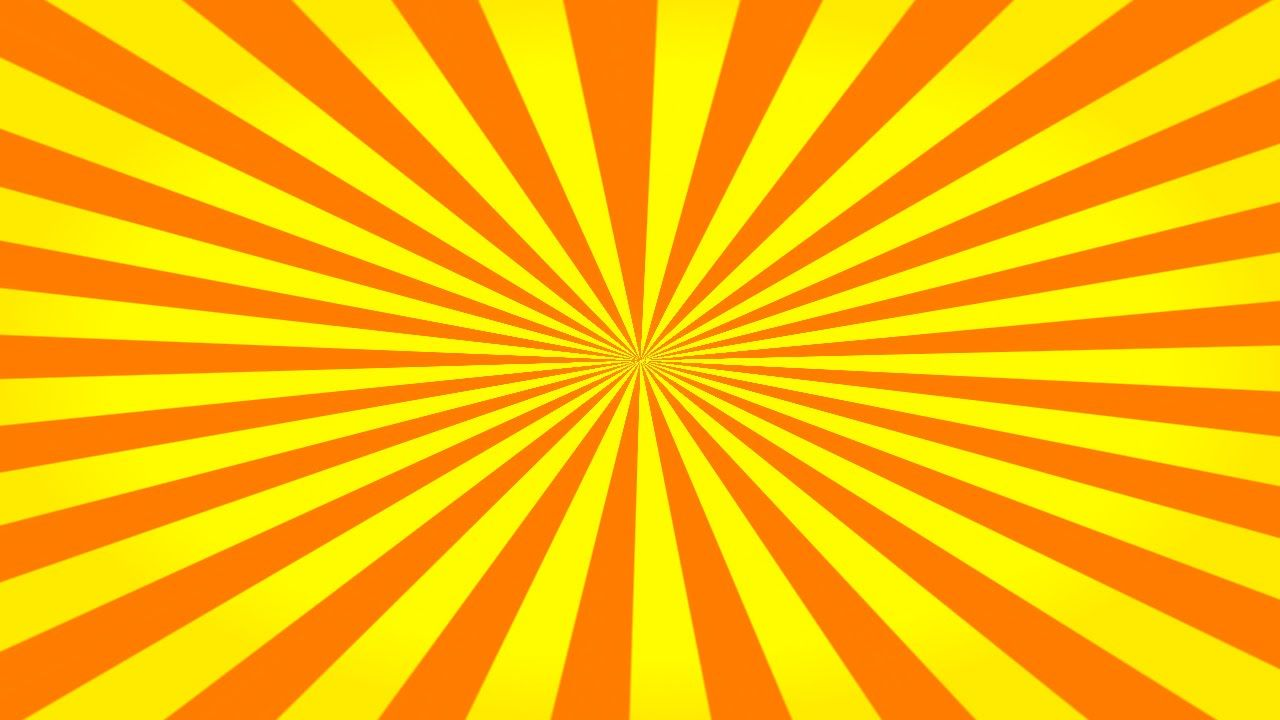 12++ Sunburst effect information