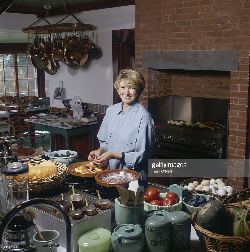 Martha Stewart Kitchen Martha Stewart Turns 70 Food Martha Stewart And Television