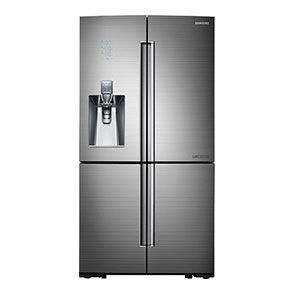 24 cu. ft. 4-Door Counter Depth French Door Chef Collection Refrigerator. - RF24J9960S4/AA