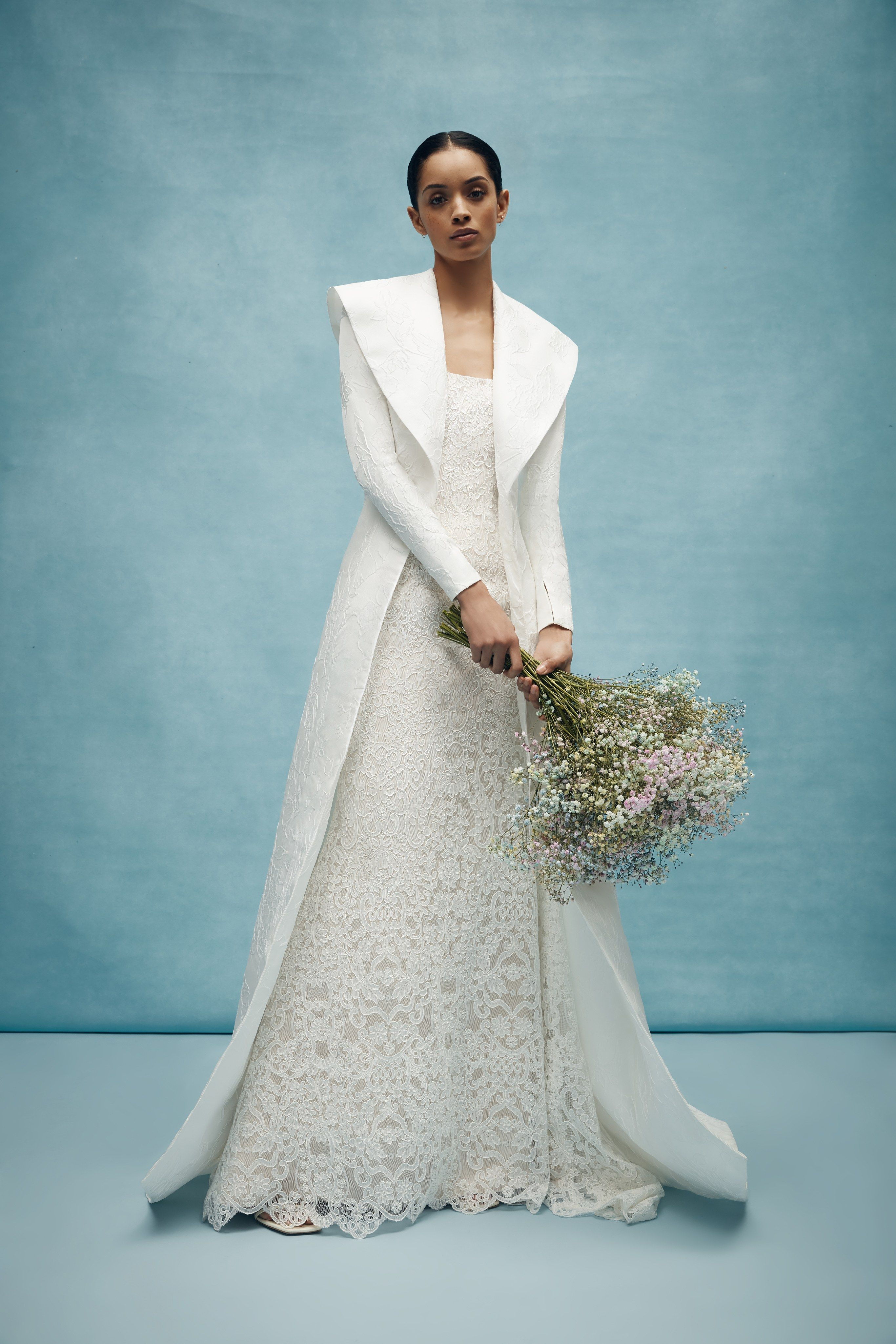 9045e48931 Anne Barge Bridal Spring 2020 Fashion Show in 2019