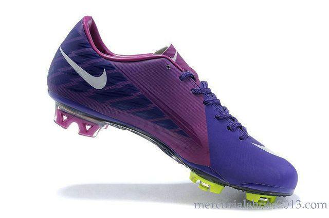 Shop Nike Mercurial Purple White Cristiano Ronaldo Soccer Cleats Soccer Cleats Ronaldo Soccer Soccer Boots