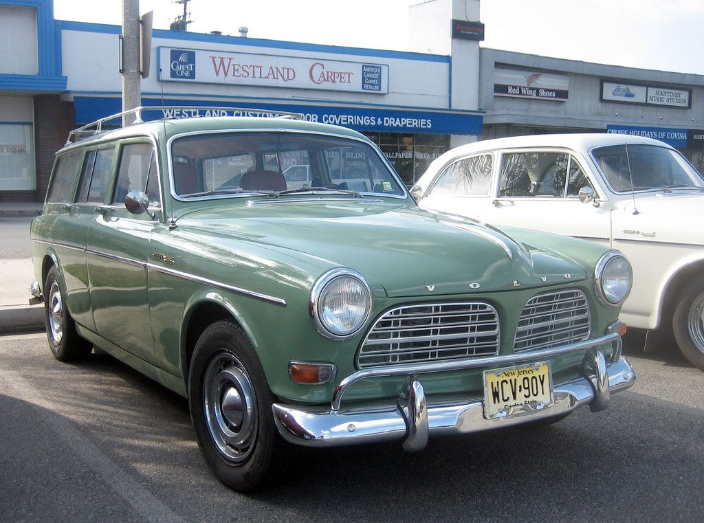 Volvo Amazon Wagon 1966 Volvo Amazon Wikipedia, the