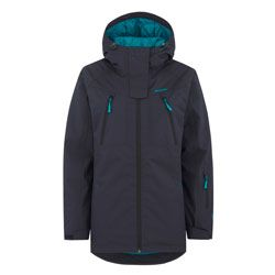 Skogstad Women's Kristison 2-Layer Technical Jacket - Navy - Size 10 The Women's Kristison 2-Layer Technical Jacket is one of Skogstad's most versatile items of clothing. Using tried-and-tested materials and implementing the most useful snowsporting features such as snow cuffs, snow skirt and breathing pockets, it keeps the weather out and the warmth in.  Our Price £87.50 SRP £125.00