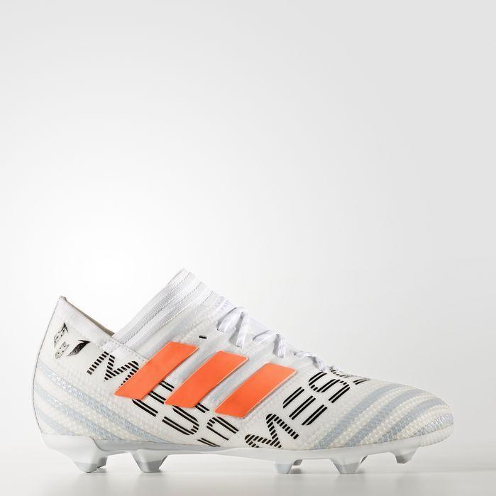 Grau) Adidas Nemeziz Messi 17.1 Firm Ground Football Schuhe