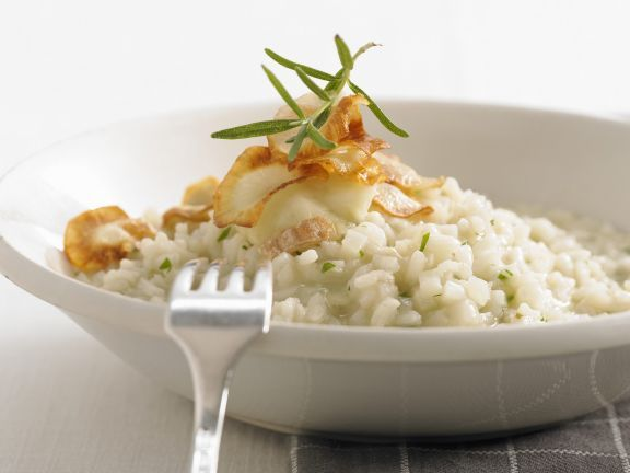 topinambur risotto rezept topinambur risotto food. Black Bedroom Furniture Sets. Home Design Ideas