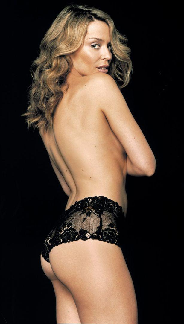 Dannii Minogue Ass