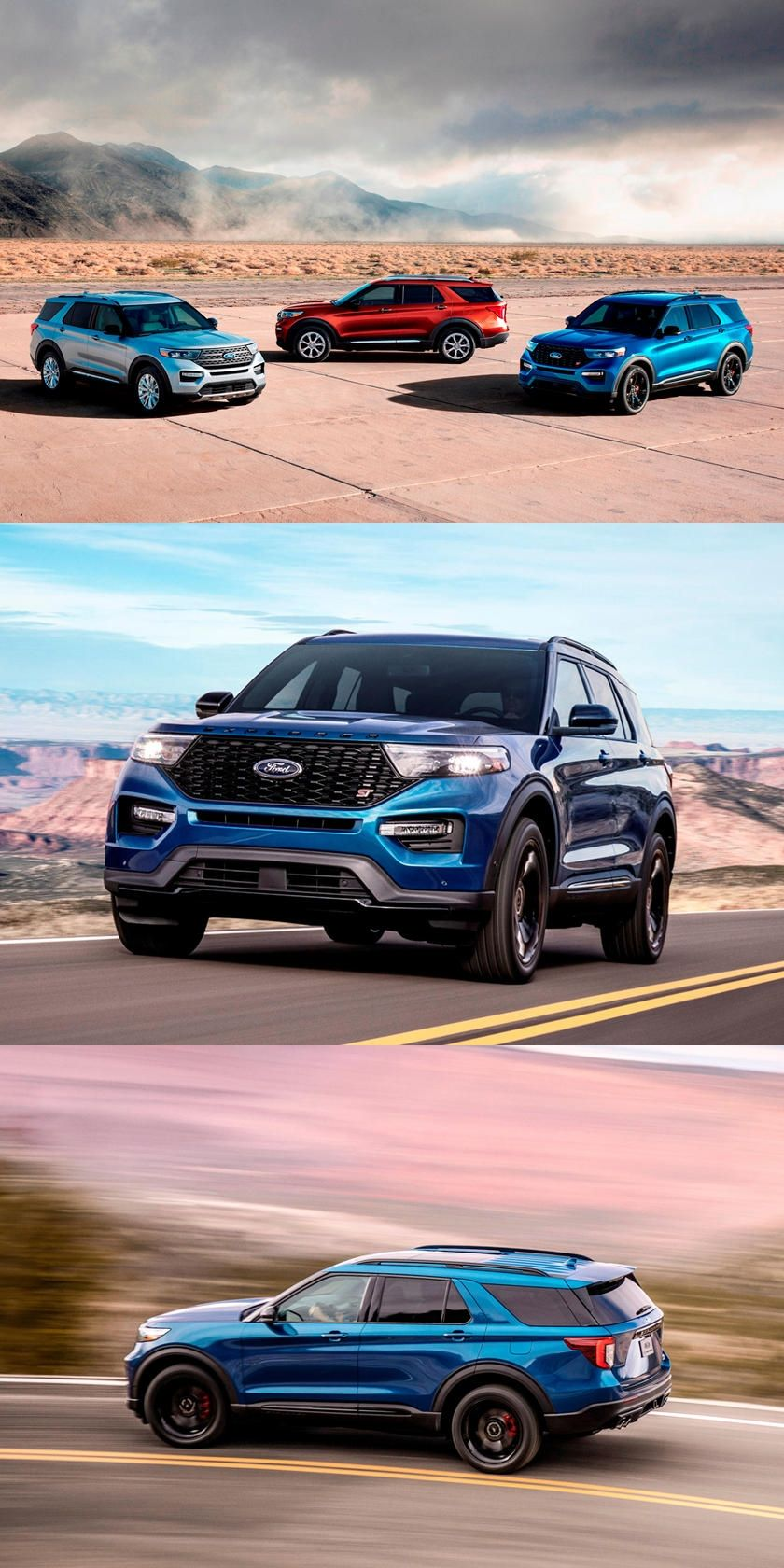 Ford Explorer Regains Ground On Telluride And Palisade The Blue Oval Has Ironed Out The Kinks In 2020 Ford Explorer 2020 Ford Explorer Ford