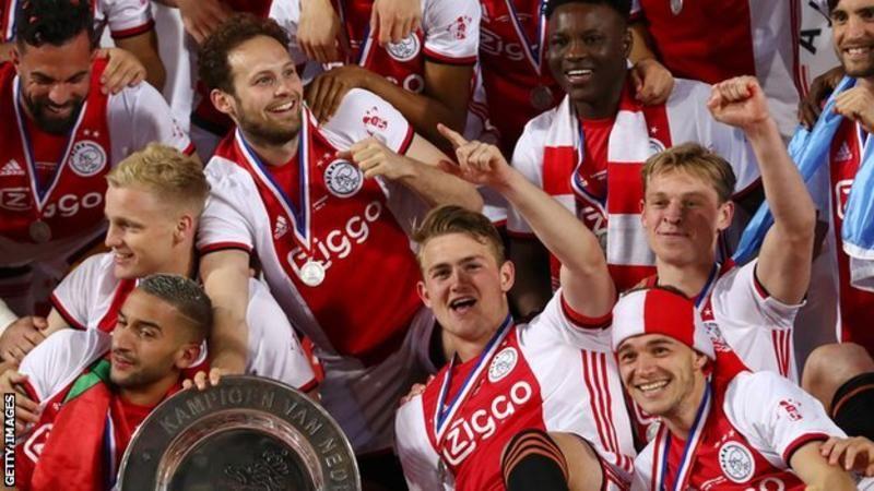 De Graafschap 1 4 Ajax Ajax Win To Secure Double World Football Football Tournament Soccer Tournament