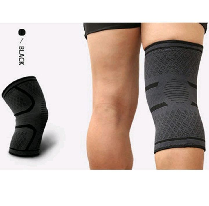 how to wrap a knee for running