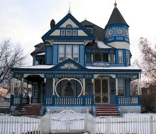 48 Fascinating Old Houses Design Ideas For You With Images Victorian Homes Exterior Victorian Homes Victorian Style Homes