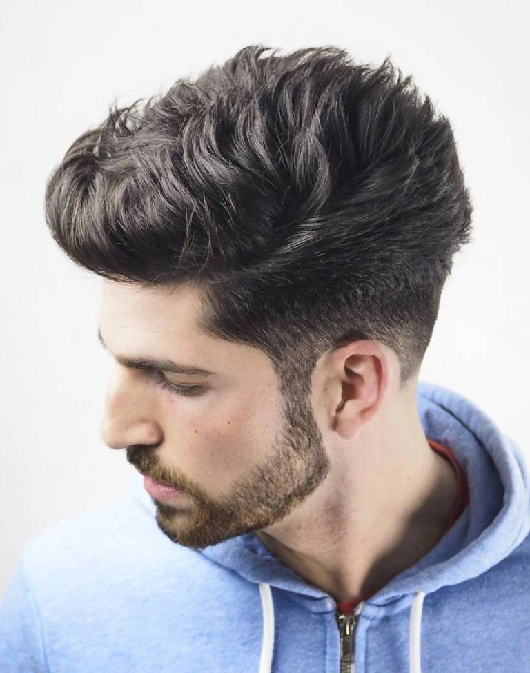 10 Exclusive Men S Slicked Back Side Part Hairstyles