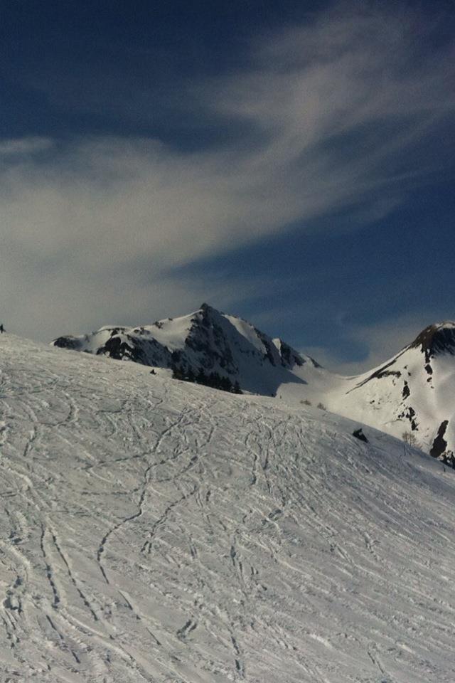 Skigebiet Paß Thurn - Resterhöhe