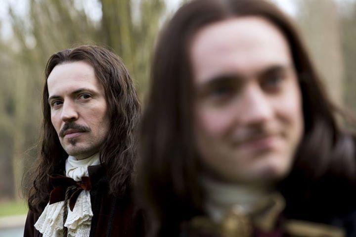 King Louis & Fabien   Versailles (tv show)   Versailles tv