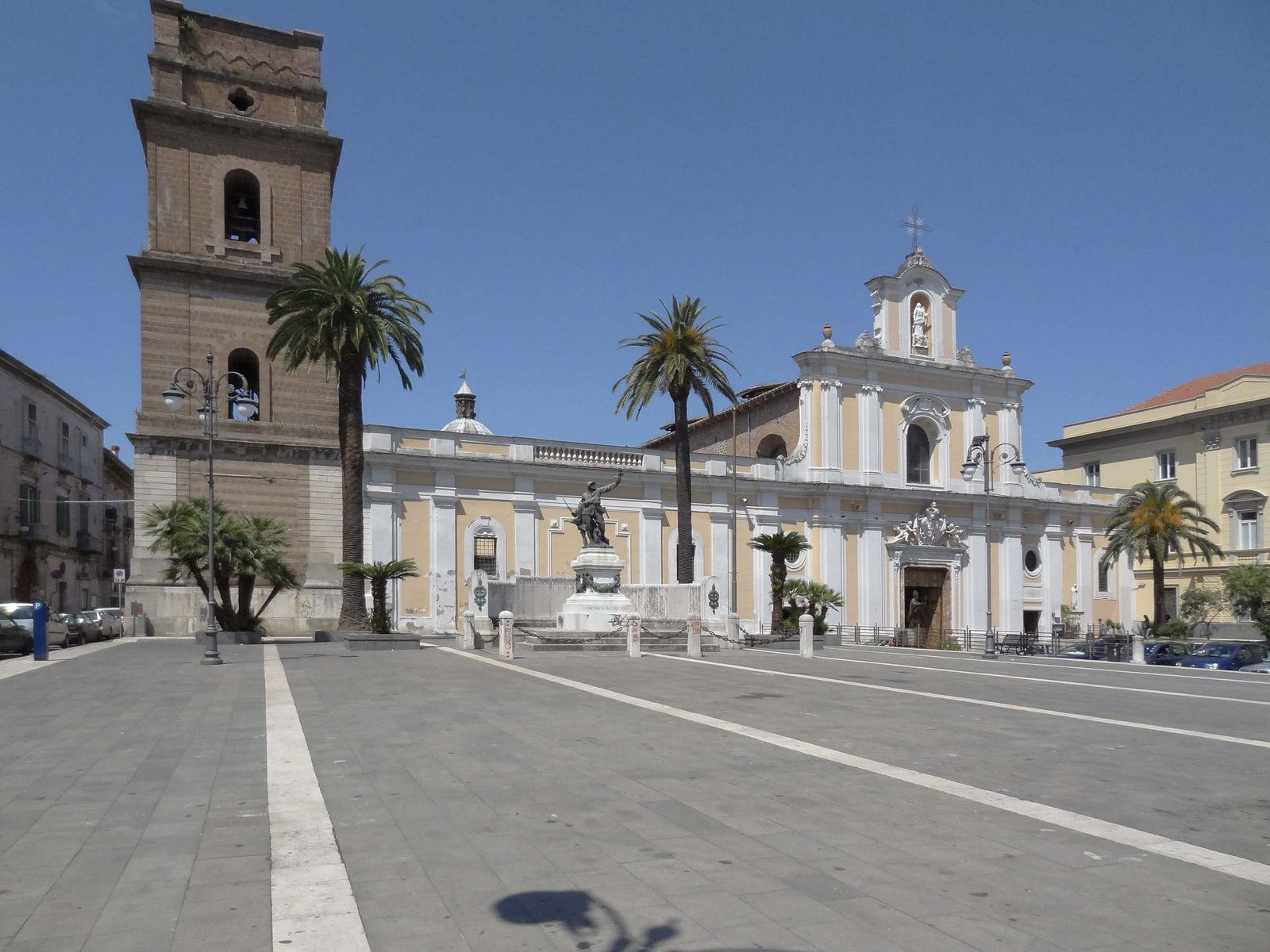 S Maria C V Santa Maria Maggiore Cattedrale House Styles Mansions Photo