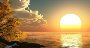 Sun Rising Hd Good Morning Wallpaper Good Morning Picture For Share