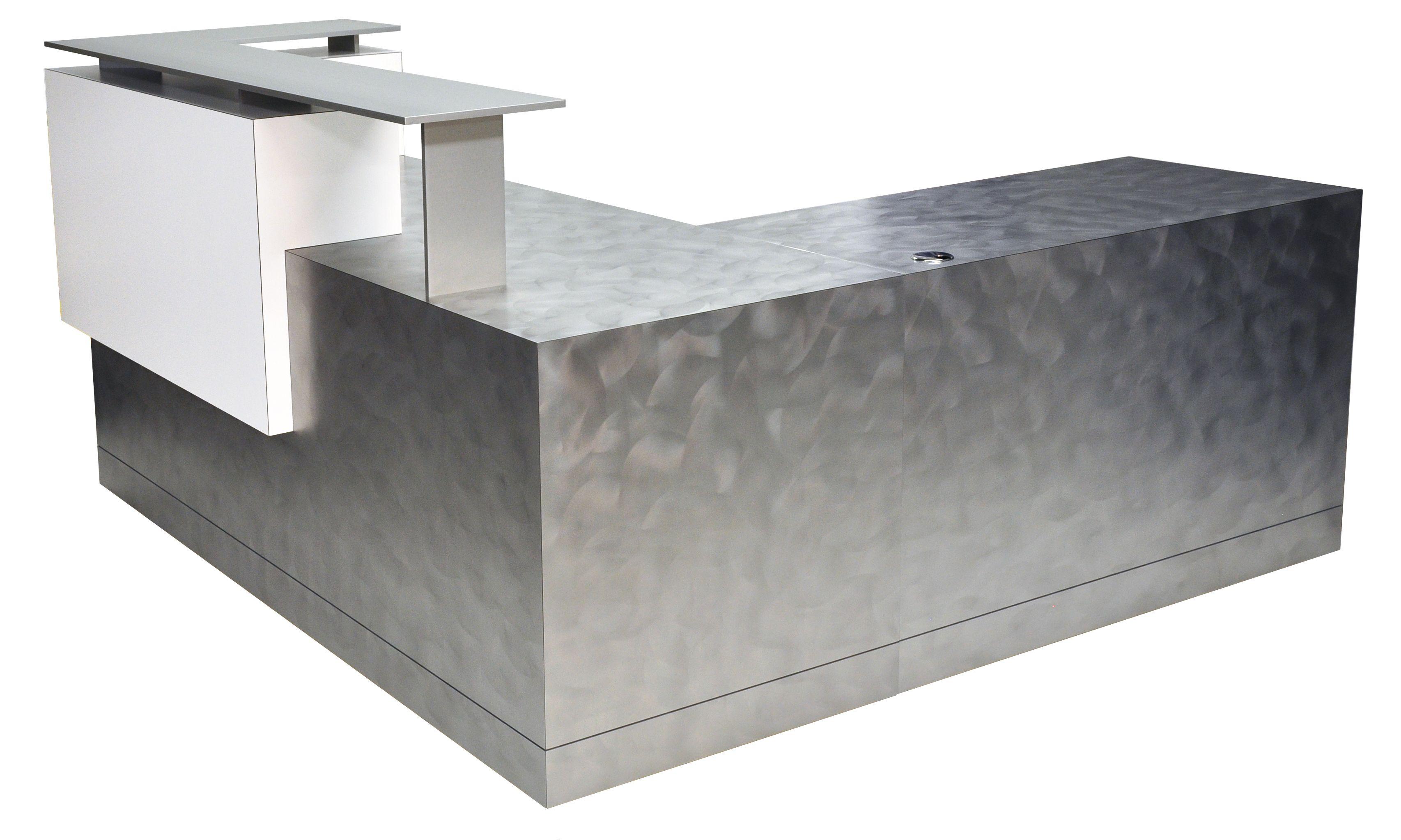 Arnold Reception Desks, Inc. - Contemporary Reception Desk ...