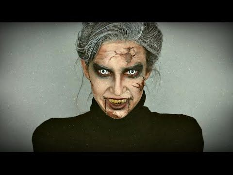 Tutorial maquillaje Mary Shaw Dead Silence Makeup Halloween makeup