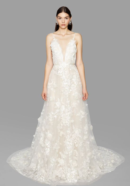 65496842845 Marchesa Contessa Wedding Dress | Wedding Dresses | Marchesa wedding ...