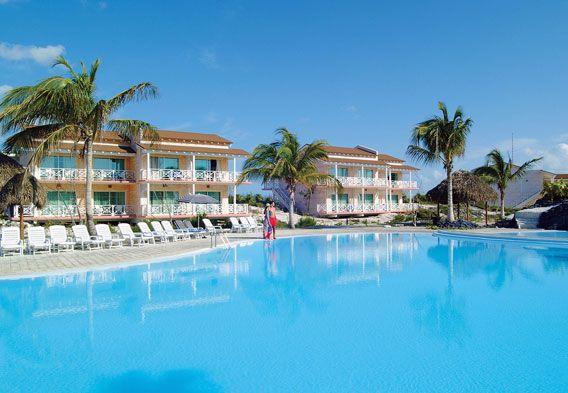 Playa Paraiso Beach Cuba