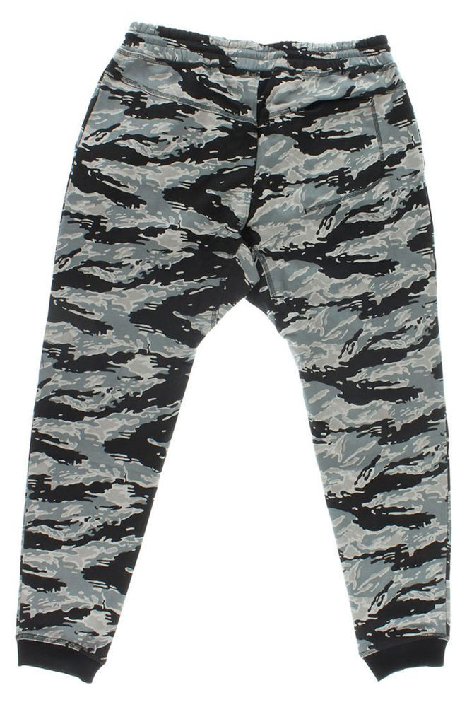 8a04b480b5 NWT MEN'S ADIDAS ORIGINALS TIGER CAMO JOGGER SKINNY PANTS SWEATPANTS XL  AB9478 #adidas #Pants