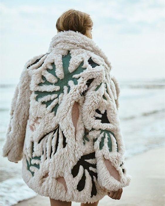m File #coat #streetstyle #fashion