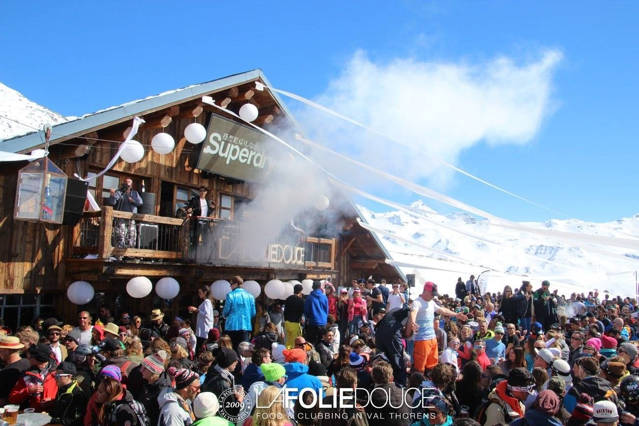 The Best French Resorts For Apres Ski Guide To Top 5 Apres Ski