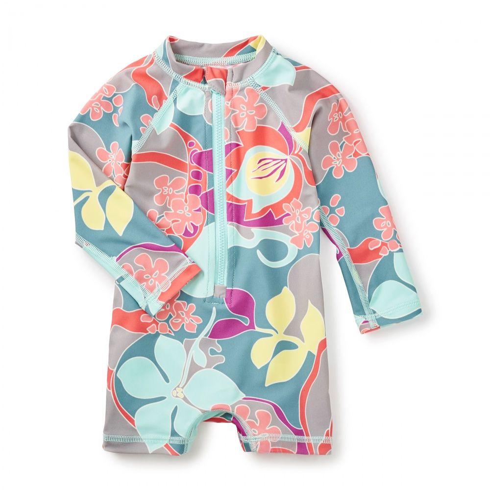 Giggle Baby Baby-Boys Newborn 2 Piece Rashguard /& Swim Trunk UPF 50+