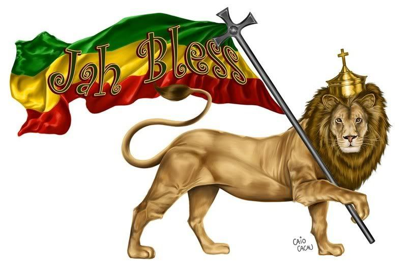 The Lion Of Judah Is A Sacred Symbol In The Rasta Belief System