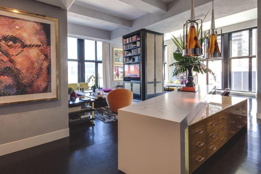 Jamie Drake S Trendy New York Apartment