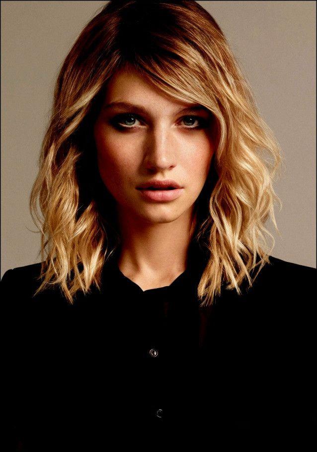 Haare frauen 2021 halblange Beste Frisuren