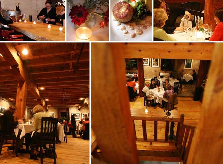 The Rabbit Room Restaurant at The Lower Mill Honeoye
