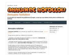 Nofollow : un annuaire SEO atypique #AnnuaireNofollow #Annuaire #Nofollow #Seo #Référencement