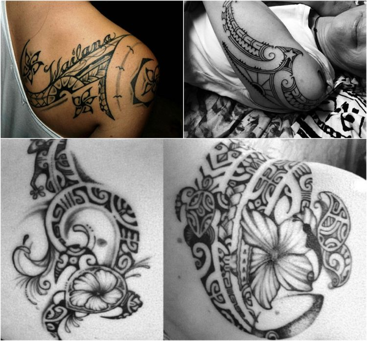 Maori Tattoos Fur Frauen Bedeutung Der Symbole Und Coole Ideen Dekoration Haus Maori Tattoo Polynesian Tattoos Women Tattoos For Women