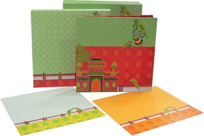 Unique Color Combinations unique wedding card designs, best invitation card ideas | red